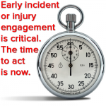 Early Incident & Injury Engagement