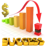 Reduce Costs Success Graph