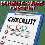 NSW Scheme Reform Checklist