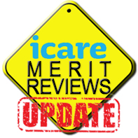 iCare Merit Review