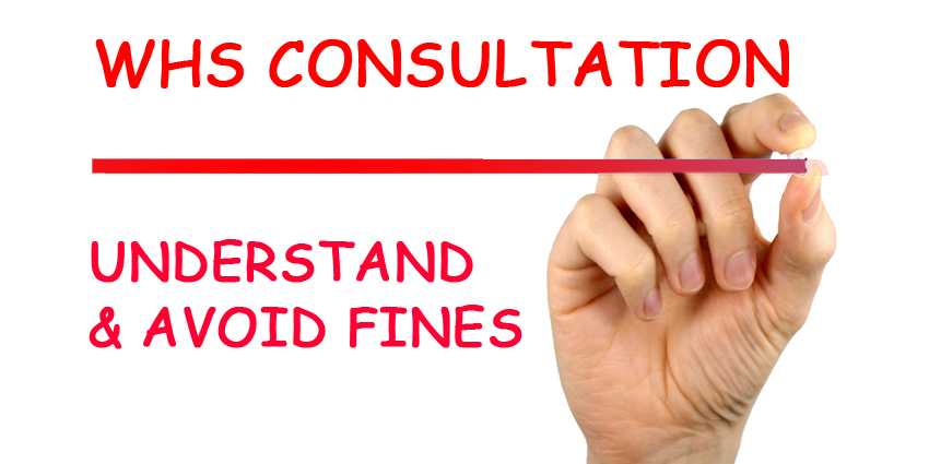 WHS Consultation Requirements